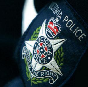 Vicpol badge
