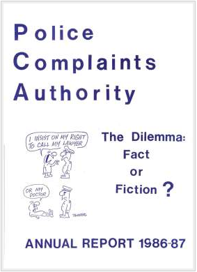 Police Complaints Authority