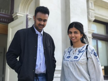 Peer Advocacy Team finalists in national anti-racism award