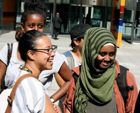 IMARA Advocacy at the Race Discrim case 18 Feb 2013