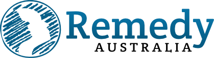 Remedy Australia Logo