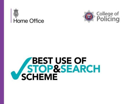 Best use of Stop and Search UK Code