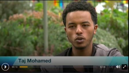 Taj Mohamed SBS News