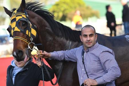 Trainer Saab Hasan Image Getty