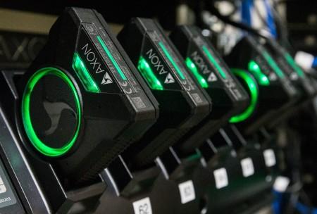 Axon-Body-Cameras-Charging