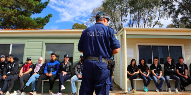 Youth Community Awareness in Policing Program (CAPP) NSW Police