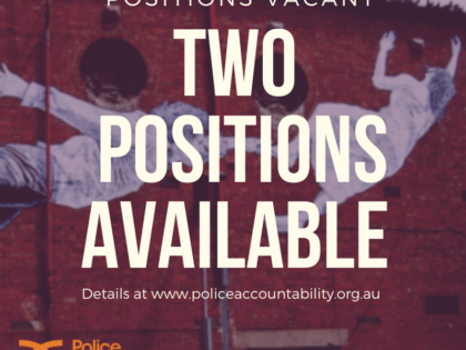 Positions available: Policing Family Violence Solicitor & Senior Litigation Solicitor