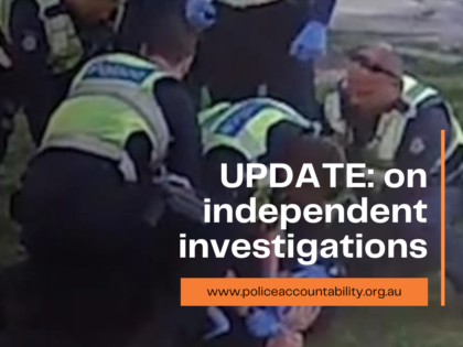 Victoria takes another cautious step toward independent investigations
