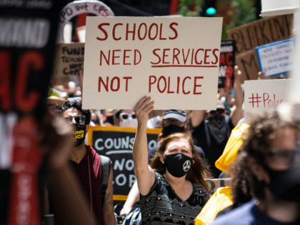 Why police should not be in our schools
